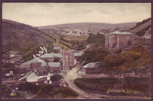 Boscastle Village, c.1910