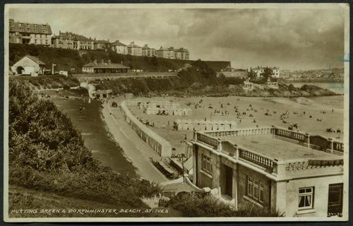 St ives postcards of cornwall for 3 porthminster terrace st ives