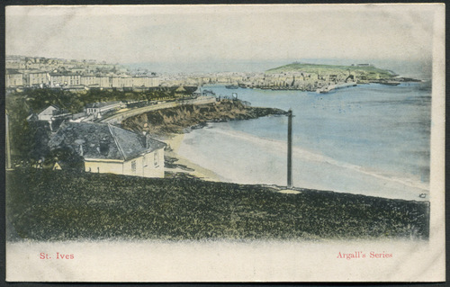 St ives postcards of cornwall for 27 the terrace st ives cornwall