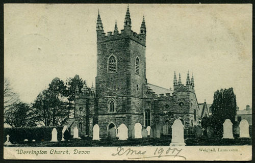Werrington Church, 1907